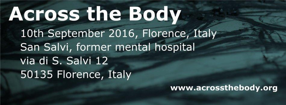 Florence 10th September 2016
